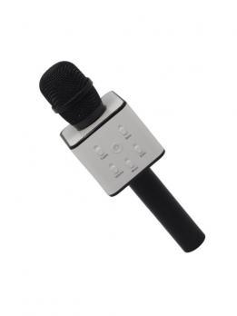 Беспроводной караоке-микрофон Q-7 (черный)