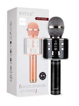 караоке-микрофон WSTER WS-858